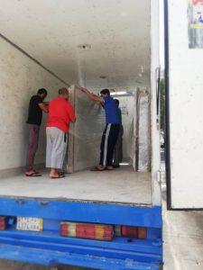 شركة نقل اثاث من جدة الي الاردن